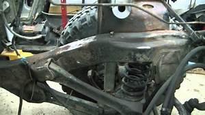 Tj Jeep Project V8 Swap 12  Engine Mock Up