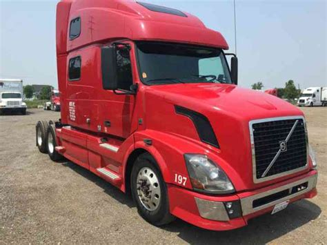 brand new volvo semi truck volvo 780 2008 sleeper semi trucks