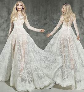 yolancris news winter wedding dresses 2016 With winter lace wedding dresses