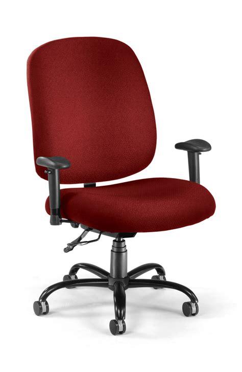 pollux heavy duty desk chair