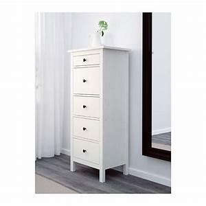 Ikea Hemnes Kommode : hemnes kommode 5 skuffer hvid bejdse ikea ~ Sanjose-hotels-ca.com Haus und Dekorationen