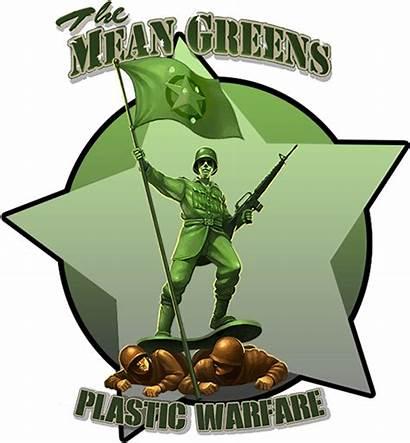 Mean Greens Plastic Warfare Please Opinion Info
