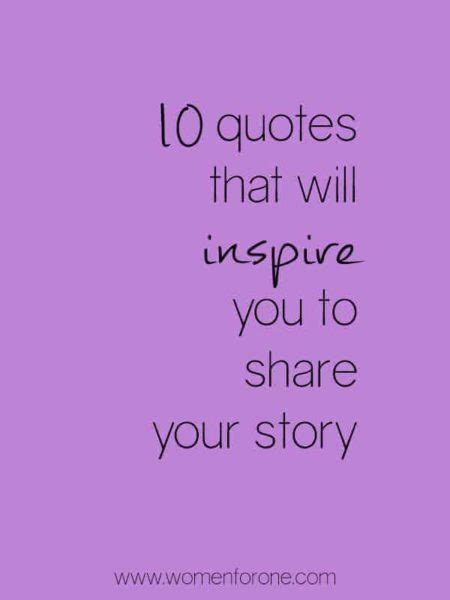 quotes   inspire   share  story