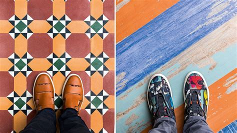 Get floored with these Instagram worthy floor tiles paired