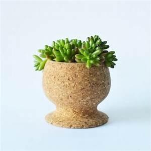 Melanie Abrantes Cork Vases and Planters