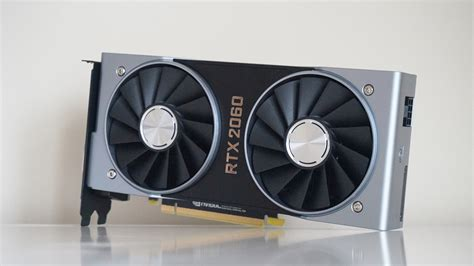 best geforce graphics card nvidia geforce rtx 2060 review the new best graphics card