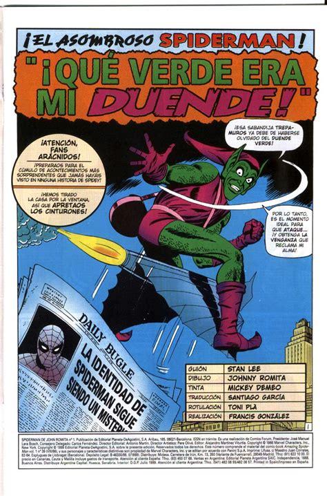 The Amazing Spiderman #39  Comics E Historietas Taringa