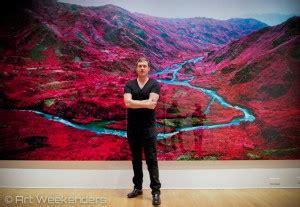 richard mosse  enclave exhibition review