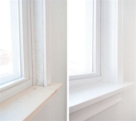 White Window Ledge by One Sill Jon Wood Window Sill Interior Windows