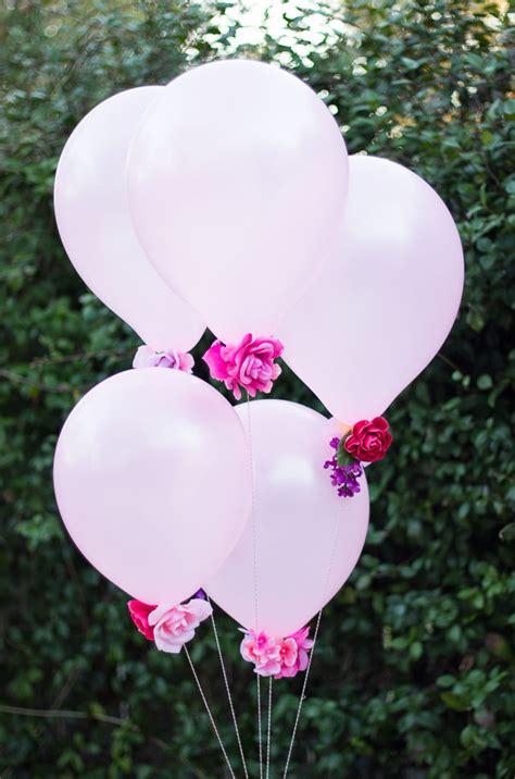 lovable  easy balloon decoration ideas part  sad