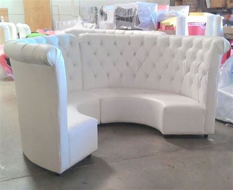 curved banquettes curved tufted high back banquettes vs ideas