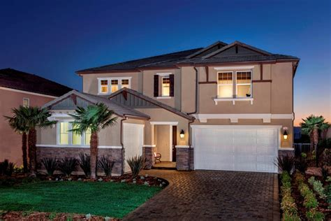 New Homes for Sale in Santa Clarita, CA - Canyon Crest ...