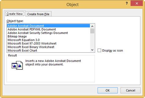 insert  object  word  outlook office support