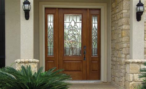 exterior front doors dictate your house style with fascinating exterior wood