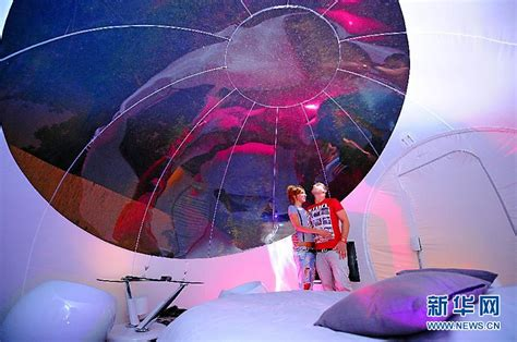 chambre bulle chambre d 39 hôtes en forme de bulle à roubaix