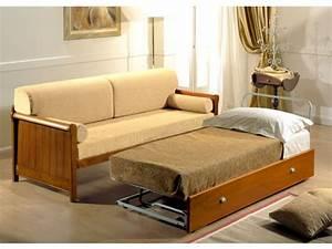 Divano Naxos Letto Divani Linea Legno Divano letto con struttura in legno di faggio