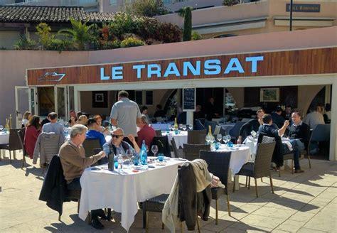 restaurant le transat sallanches le transat restaurant antibes la nouvelle alchimie de vincent halby restaurants