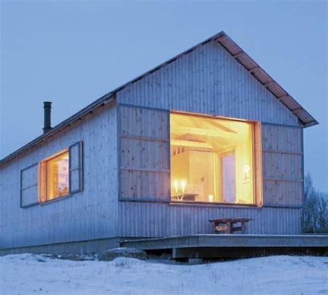 scandinavian retreat cool cabin  aasthaulow