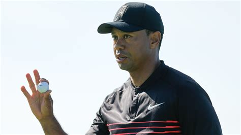 Highlights from Tiger Woods' first round at the 2018 ...