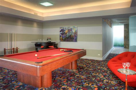 game room  pool table hgtv