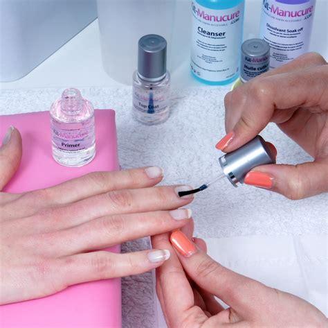 guide de la pose d ongles en gel sans capsules