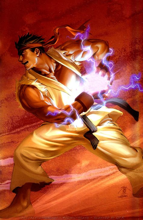 Street Fighter Ryu Hadouken  Lowbirdcom  Der Lowe Bird