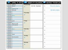 Scheduling Excel Templates Excel XLSX Templates
