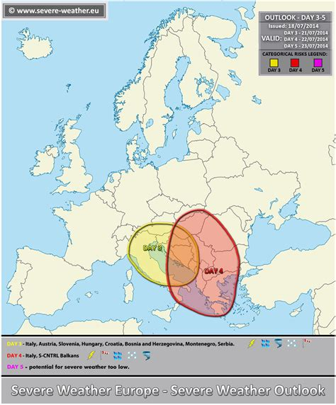 mid range severe weather outlook severe weather europe page 2