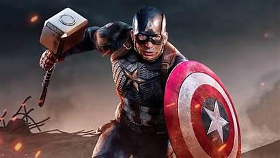 Captain America 4k Shield Laptop Wallpapers 1080p