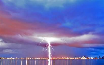 Desktop Wallpapers Lightning Backgrounds Nature Sponsored Lightening