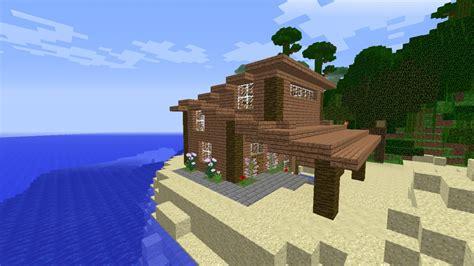 Bauideen Aus Holz by ᐅ Modernes Dschungelhaus In Minecraft Bauen Minecraft