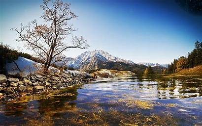 Outdoors Nature Rivers Landscapes Wallpapers Sciences Definition