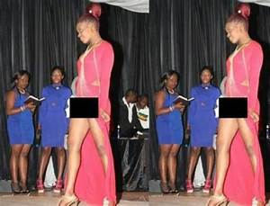 Model Without Panties In Court, Charged With Public ...
