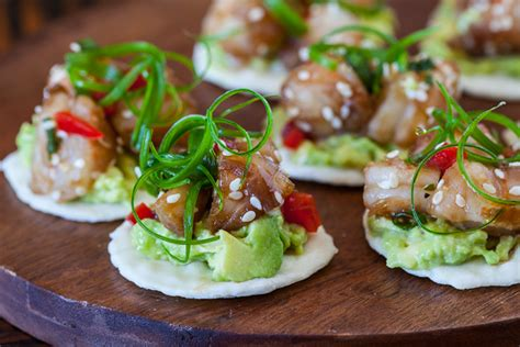 27 gorgeous celebratory canapé recipes huffpost