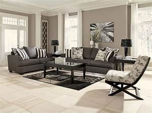 black and white sofa and accent chairs for living room for With black and white chairs living room