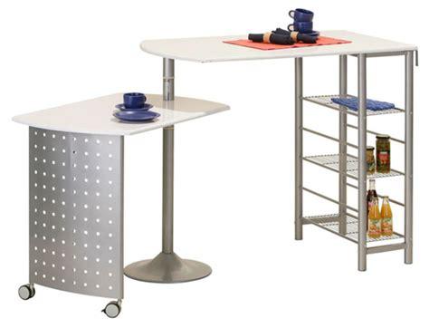 les cuisines en aluminium découvrez les tables de cuisine modulables