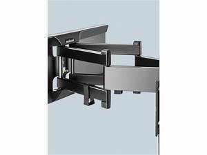 Support Mural Tv Conforama : support mural tv rotatif et inclinable pour cran de 40 ~ Melissatoandfro.com Idées de Décoration