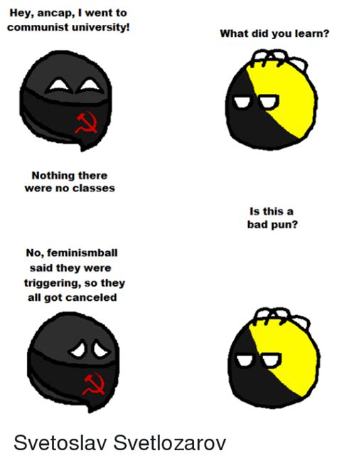 Ancom Memes - it appears ancom learning doesn t go well together anarcho capitalism