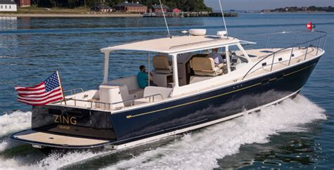 Fast Lobster Boats For Sale by Mjm 50z Lobster Yacht With Luxury Boats