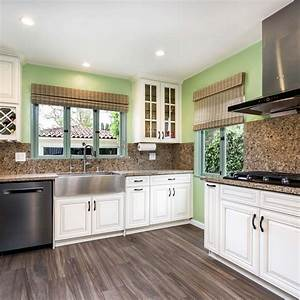 10, Budget, Kitchen, Ideas, With, White, Shaker, Cabinets, In, 2020
