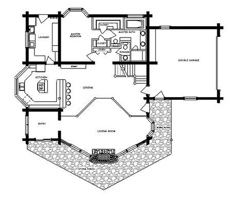 log house floor plans log home floor plan ponderosa