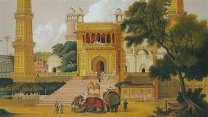 Mosque, Muslim, Art, Islamic, Paintings, Landscape, Painting