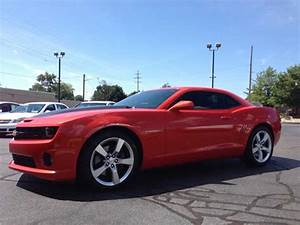 5th Gen 2011 Chevrolet Camaro 2ss Manual Low Miles For