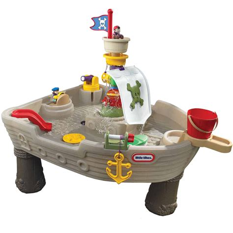 little tikes water table little tikes anchors away pirate ship water table toys quot r