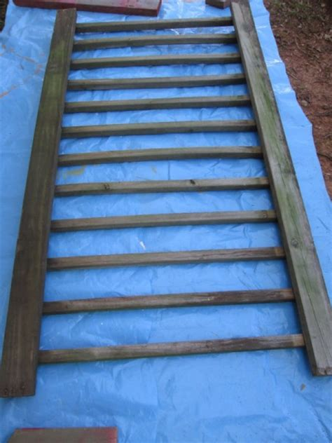 Deck Railing Sections
