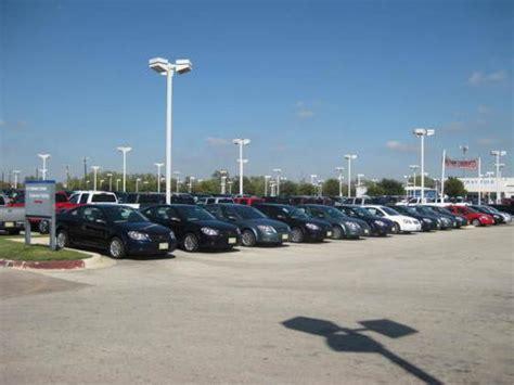 Vara Chevrolet Car Dealership In San Antonio, Tx 78224