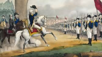 Image result for 1775 - U.S. Gen. George Washington took command of the Continental Army