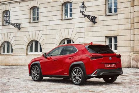 Lexus Lease Options by Lexus Ux Car Lease Deals Contract Hire Leasing Options