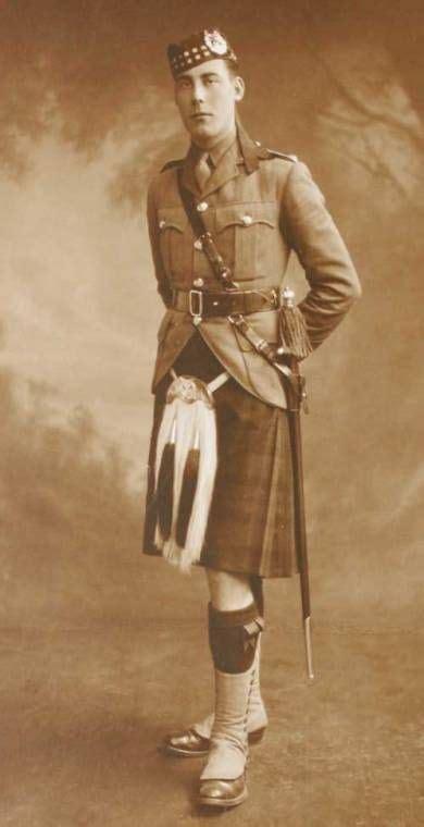 gordon highlanders circa wwi scotland alba gu br 224 th