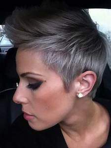 20 Short Cropped Hair Ideas Short Hairstyles 2017 2018
